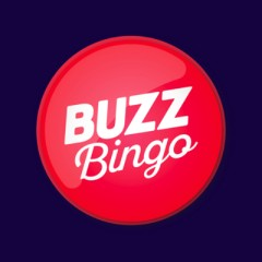 Buzz Bingo webová stránka