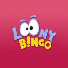 Loony Bingo webová stránka
