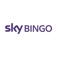 Sky Bingo webová stránka