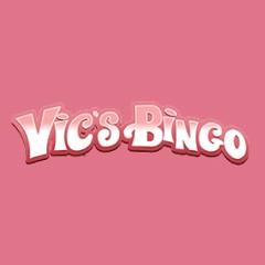 Vics Bingo webová stránka